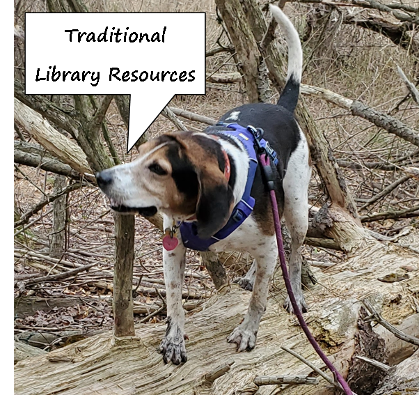 Link to catalog list of dog books