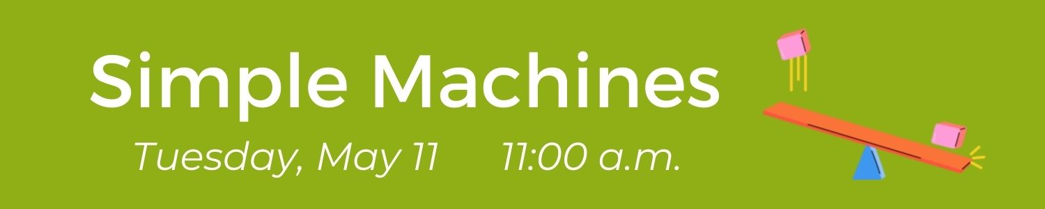 simple machines banner