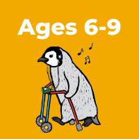 ages 6-9 button