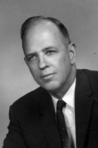 P. I. Nixon, Jr., oldest son of P. I. Nixon and Olive Read Nixon