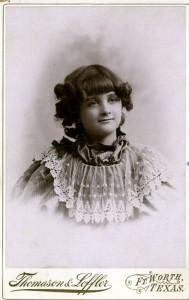 Olive Nixon, age 10, Ft. Worth, TX