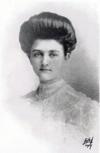 Olive Nixon, wife of P. I. Nixon