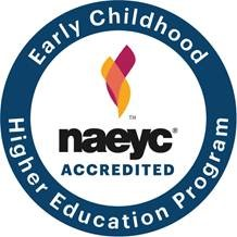 NAEYC Accredited Early Childhood Higher Education Program