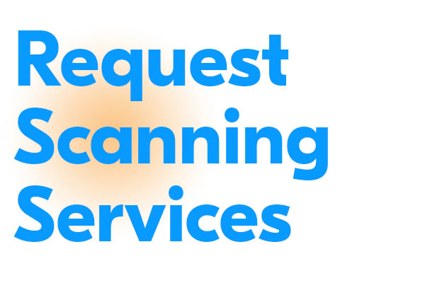 Click to request scanning services from the library.