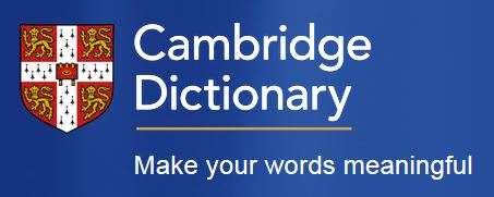 Image of the Cambridge Dictionary logo
