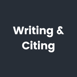 Click here for help with writing and citing=