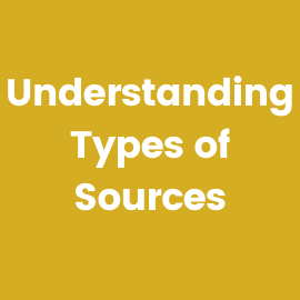 Click here to learn about the types of sources