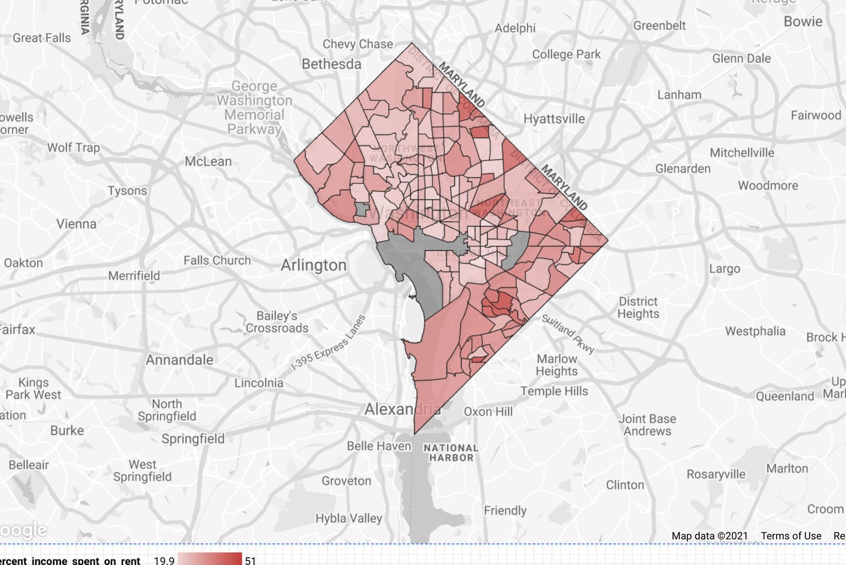 final DC Map