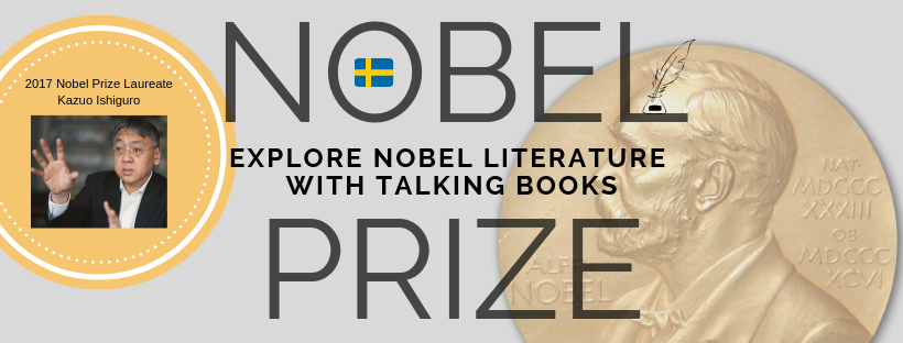 link to Nobel Literature prize literature list
