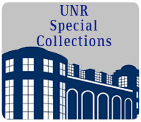 UNR Special Collections logo
