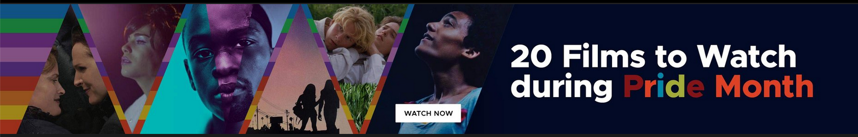 20 Films to Watch During Pride Month
