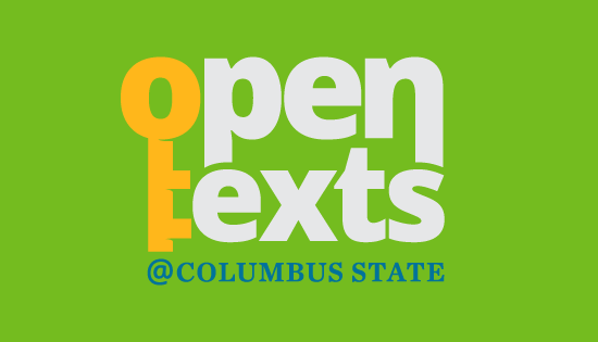 Open Texts at Columbus State