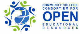 Community College Consortium for Open Educational Resources Logo