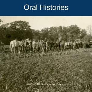 click for oral histories