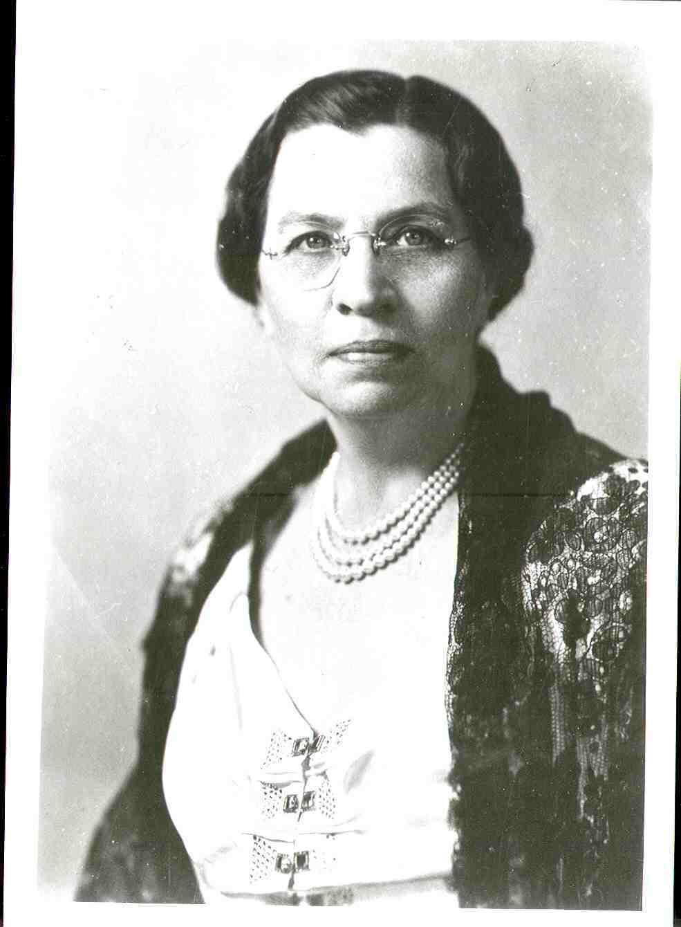 Eva Hirdler Greene