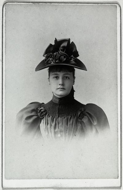 Lucy Wortham James