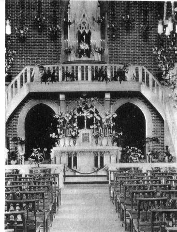 Dominican Monastery Chapel
