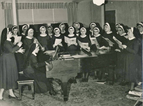 Sisters of Mercy Choir