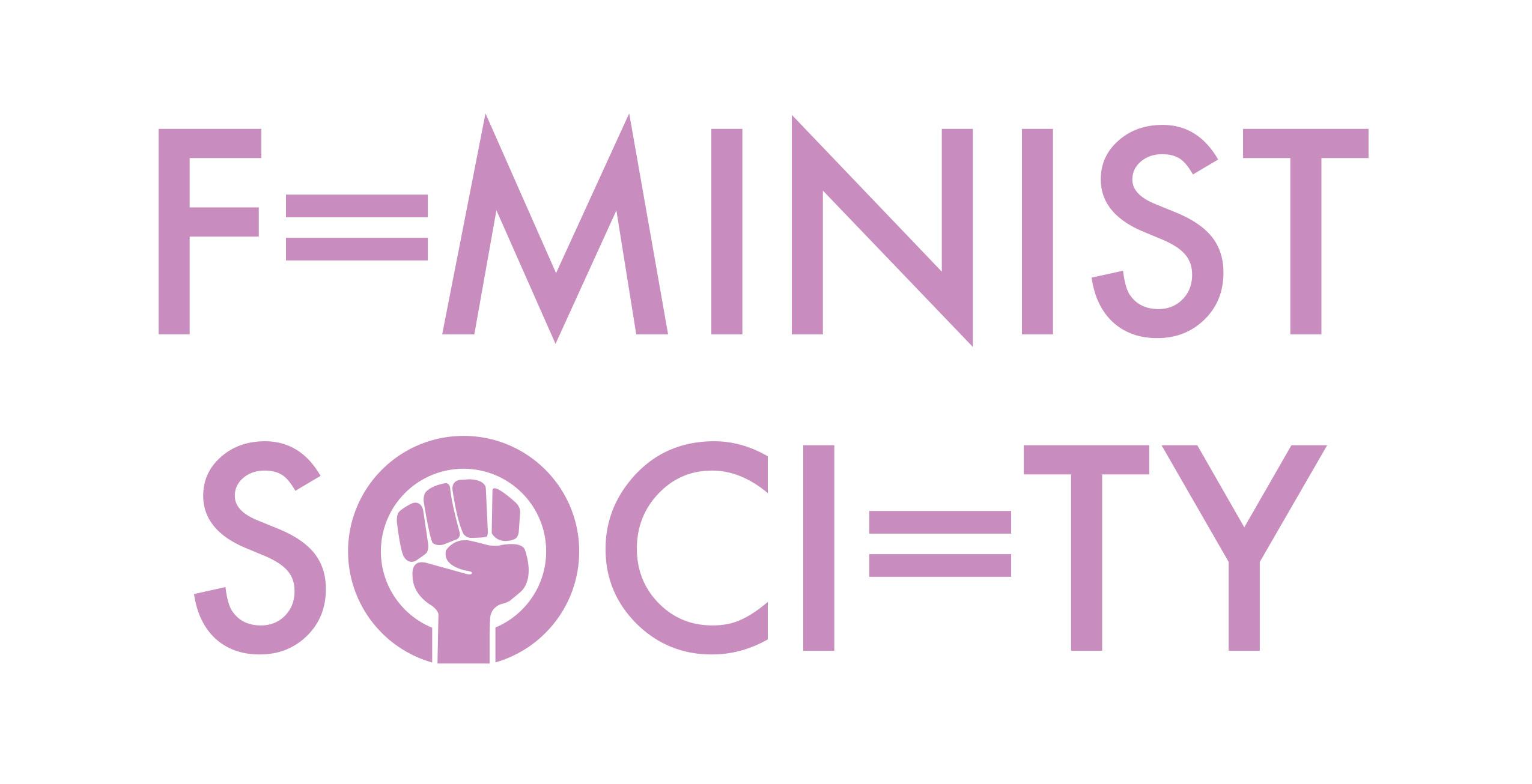 Feminist Society logo