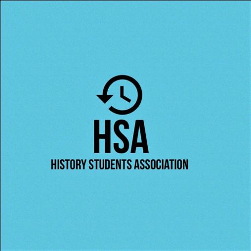 History Students' Association Logo