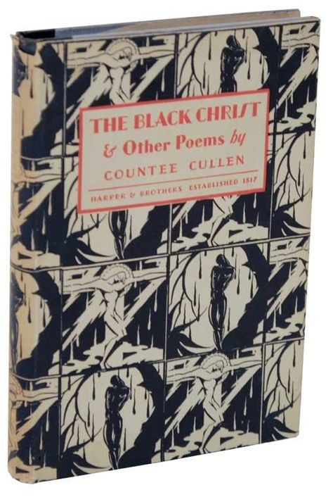 The Black Christ & other poems by Countee Cullen cover image