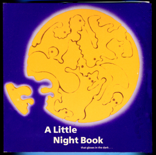 A little night book - Keith GBodard and Emmet Williams cover