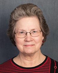 Loraine Walston, Interlibrary Loan Supervisor