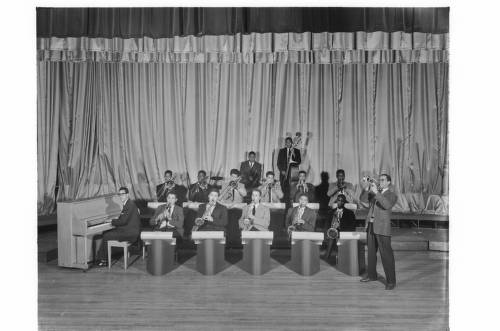 Hyde Park High School Dance Band