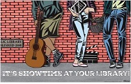 Adult Summer Reading Program - It's Showtime at the Library