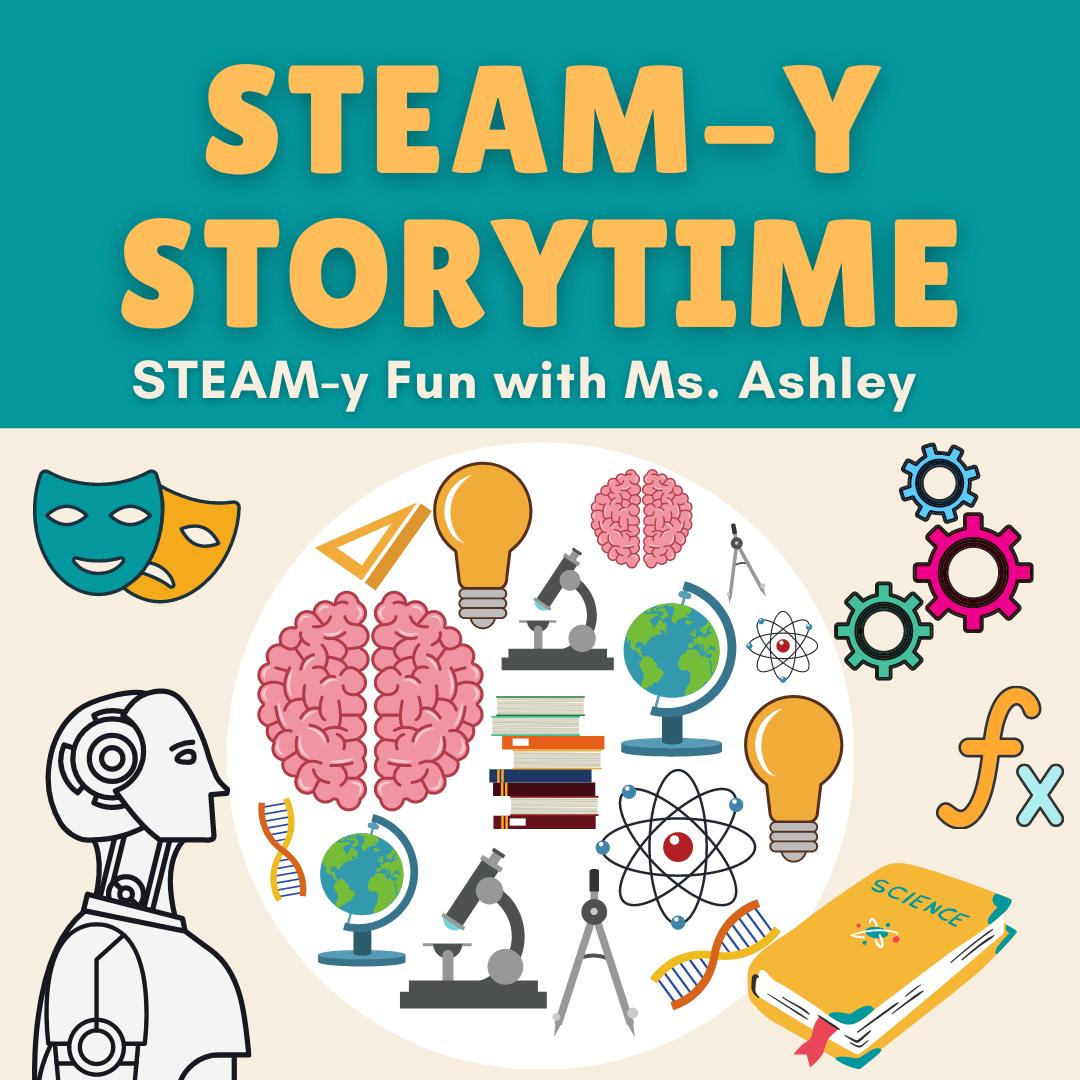 STEAM-y Storytime: Candy Pumpkins