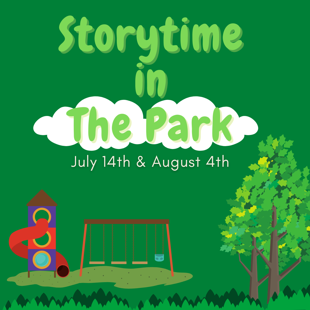 Storytime in the Park - Hollin Meadows Elementary School