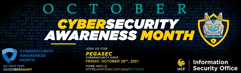 October: Cybersecurity Awareness Month
