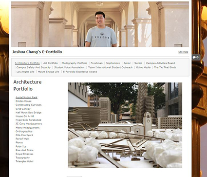 Joshua Chang's Welcome Page