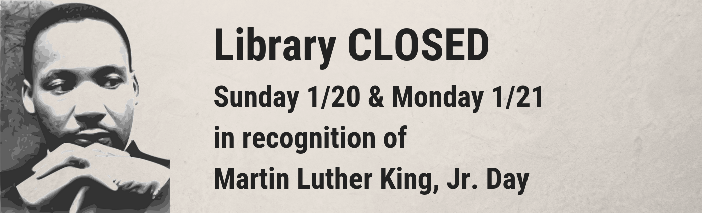 closed mlk jr day