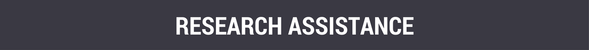 research assistance banner