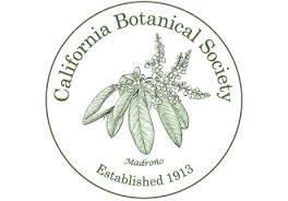 California Botanical Society Logo
