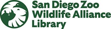 San Diego Zoo Wildlife Alliance Library logo