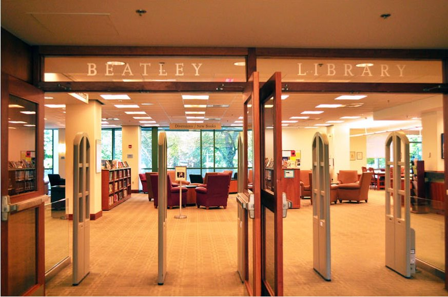 Simmons College Library's picture