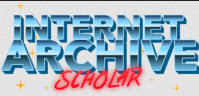 Internet Archive Scholar Logo