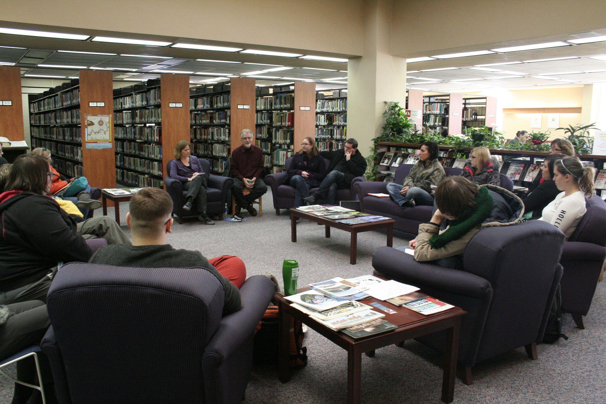 UW-Marshfield program