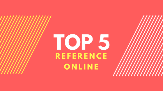 Top 5 Reference Online