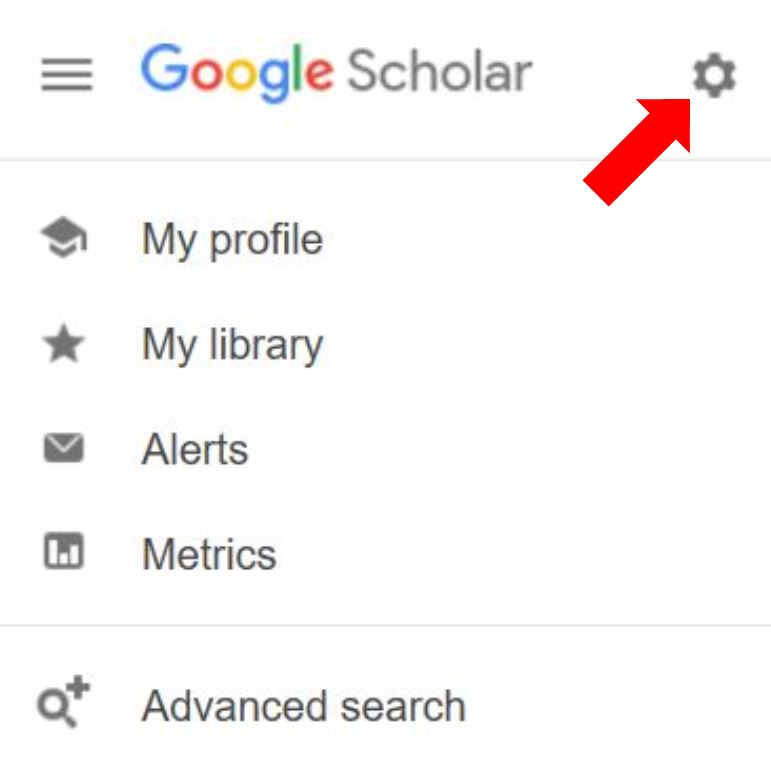 "Google Scholar ""hamburger button"""