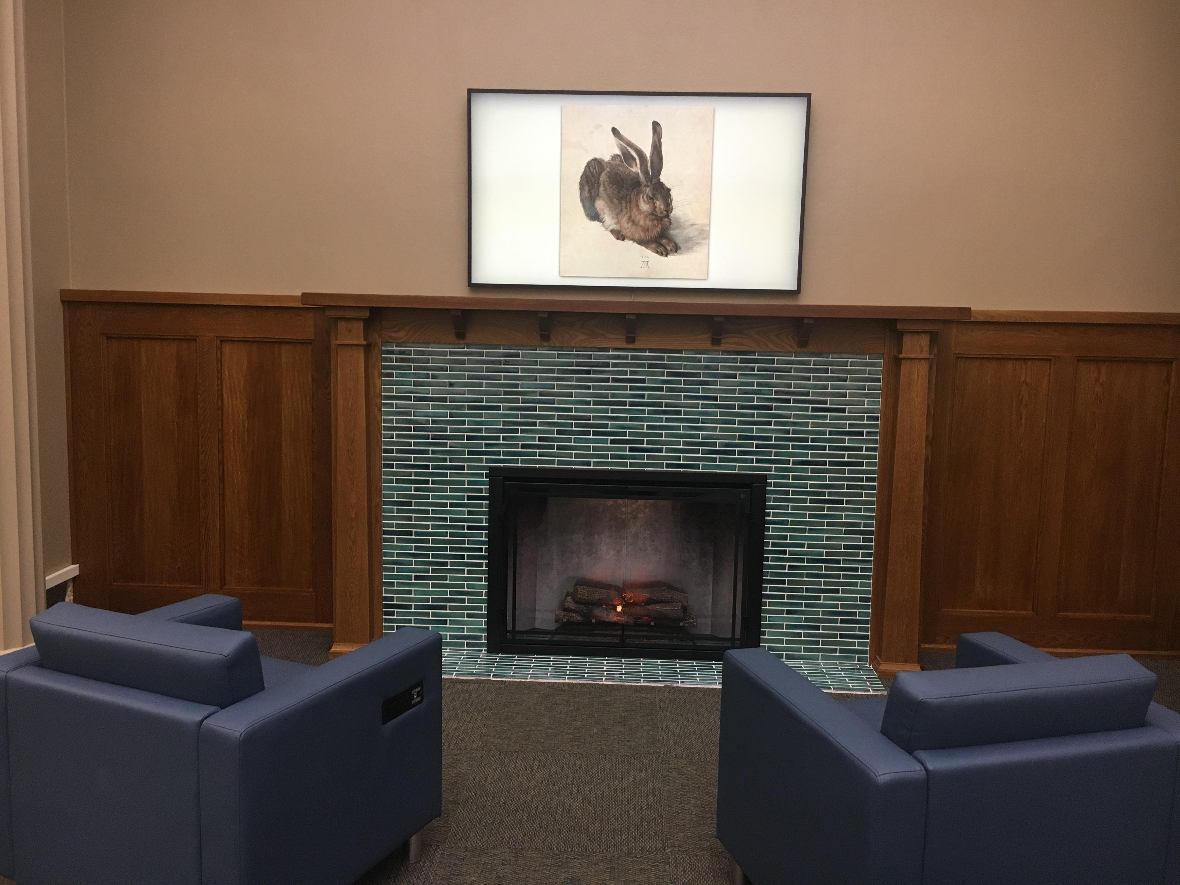 2021 Fireplace Room