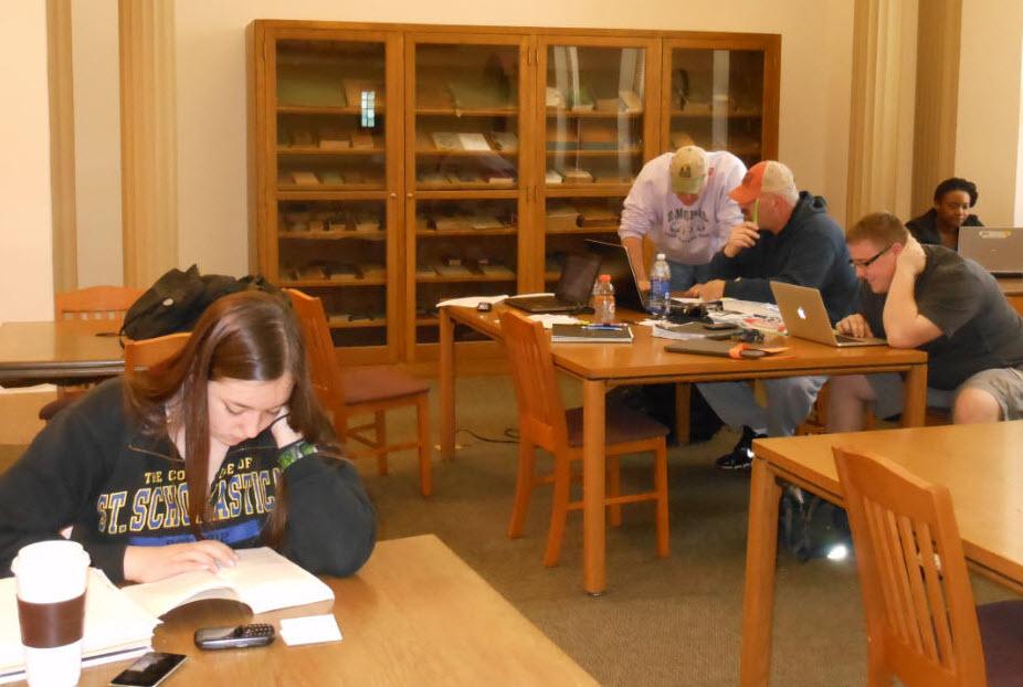 2013 Reading Room
