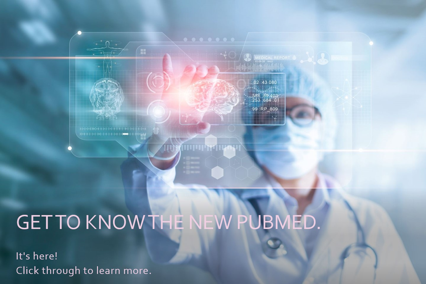 New pubmed information