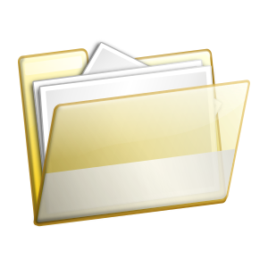 image of file folder