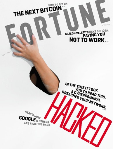 Fortune Magazine Cover Image