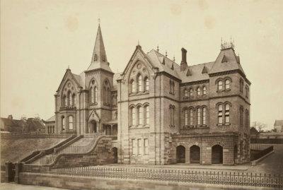 Photograph, Crown Street School building H26444