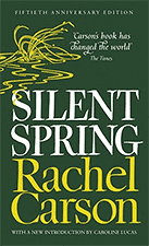 Book cover: Silent Spring