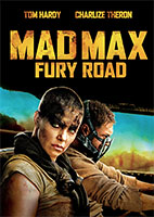 DVD cover: Mad Max Fury Road